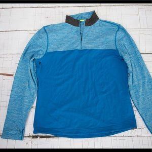 Lululemon men's quarter zip pullover hoodie XL?